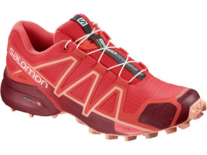 Salomon Speedcross 4 Femme en rose girly