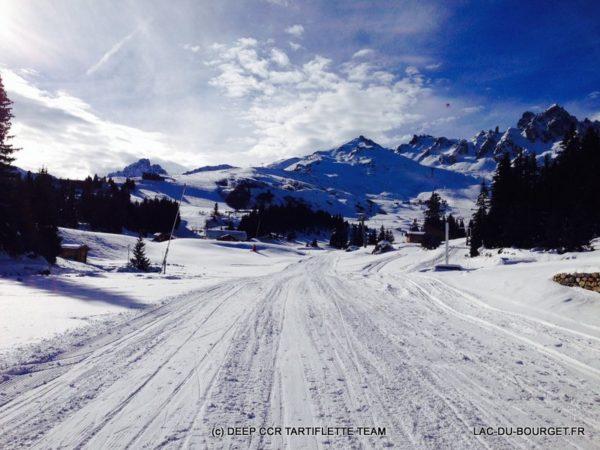 Première Vidéo Ski Freeride Courchevel 2013