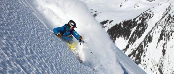 Comment débuter le ski freeride