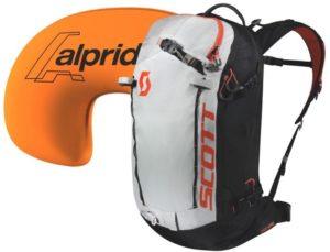 airbag scott Backcountry Patrol AP 30 Kit