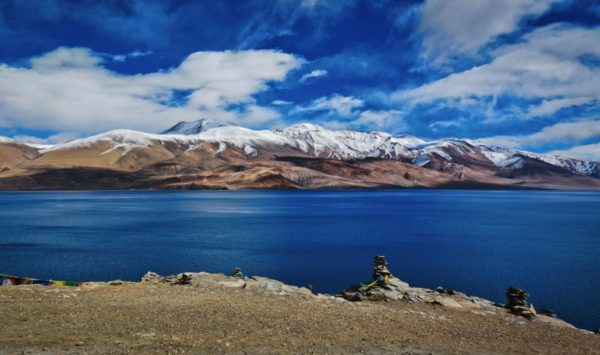 Lac Tso Moriri au Ladakh