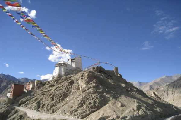 Monastere Namgyal Tsemo Gompa