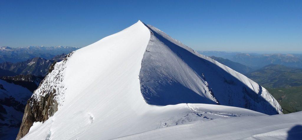 Dômes de Miage photo compagnie des guides de Saint Gervais