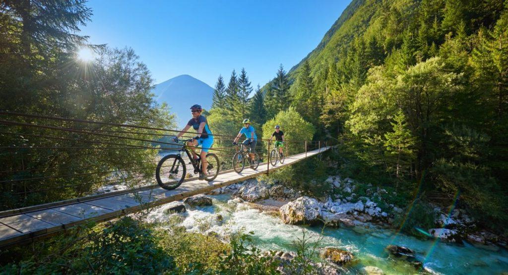 Le VTT en Slovénie : les meilleurs sentiers des Alpes à l'Adriatique