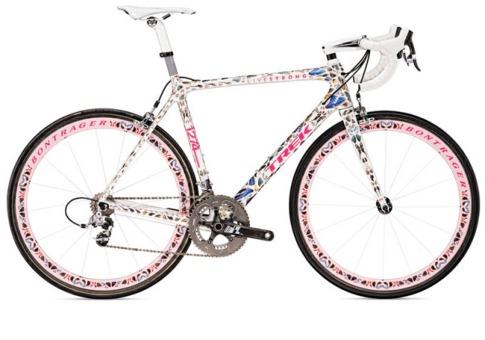 Mountain Bike le plus cher Butterfley Trek Madone