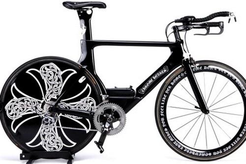 Vélo de montagne le plus cher Chrome Hearts X Cervelo