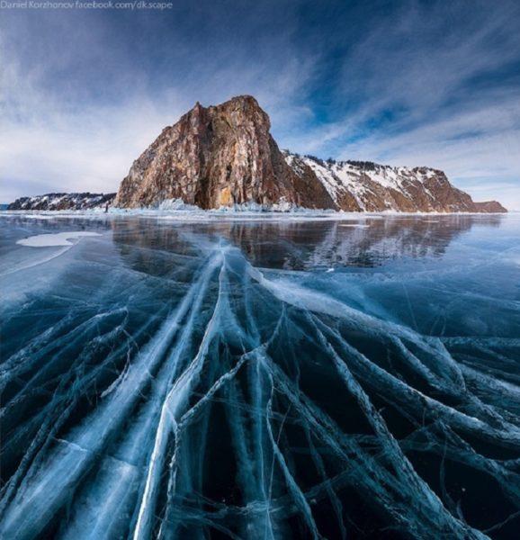 expedition lac Baikal en hiver