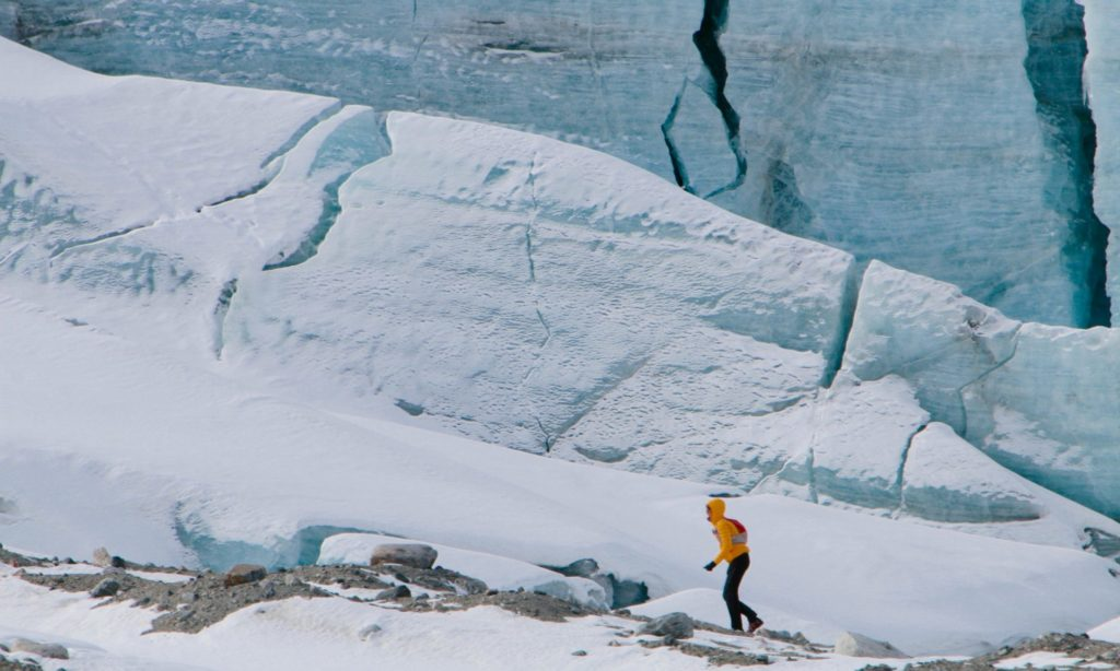 Trail running Arctique Expéditions polaires
