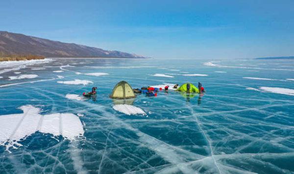 Meilleures expéditions dans l'Arctique au Groenland et au lac Baïkal