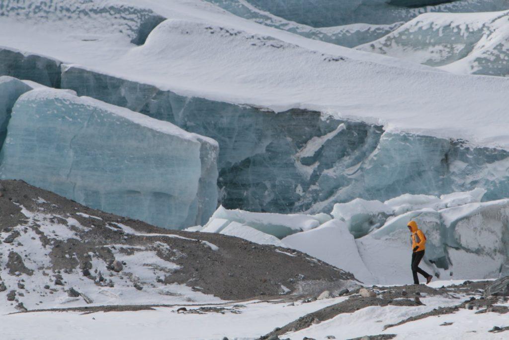 Trail arctique polaire Arctique Expéditions polaires