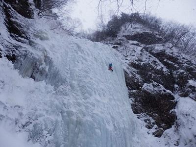 Quel que soit l'endroit où l'on grimpe à Hokkaido, il n'y a pas envie d'aller au sommet.