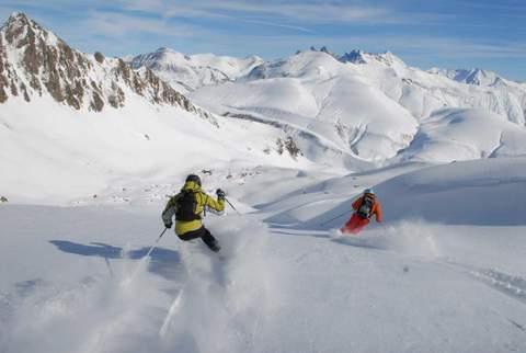 Pratiquer le ski hors piste
