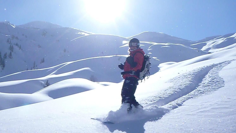Pratiquer le Snowboard en Hors piste
