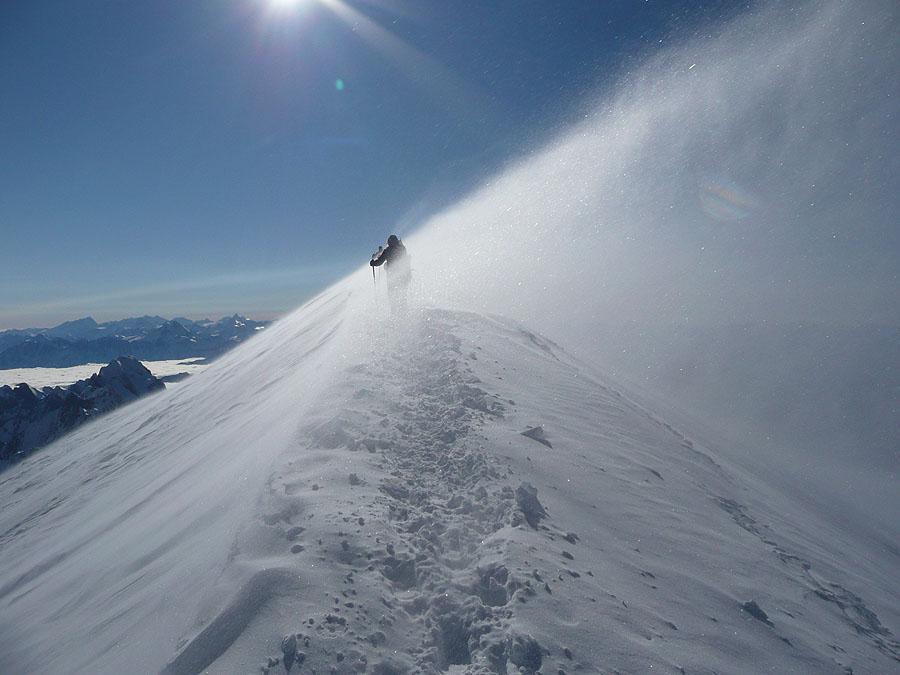Météo montagne Mont Blanc