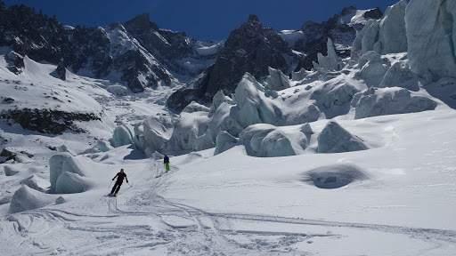 engager un guide de haute montagne