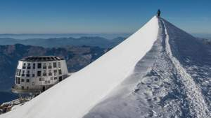 escalade du Mont Blanc