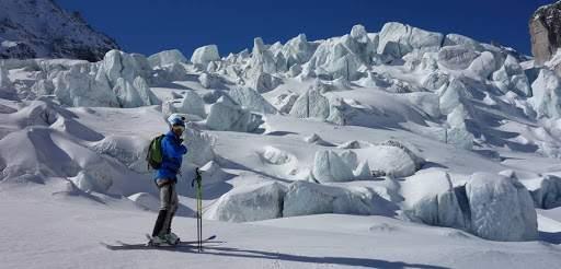 Pourquoi engager un guide de haute montagne