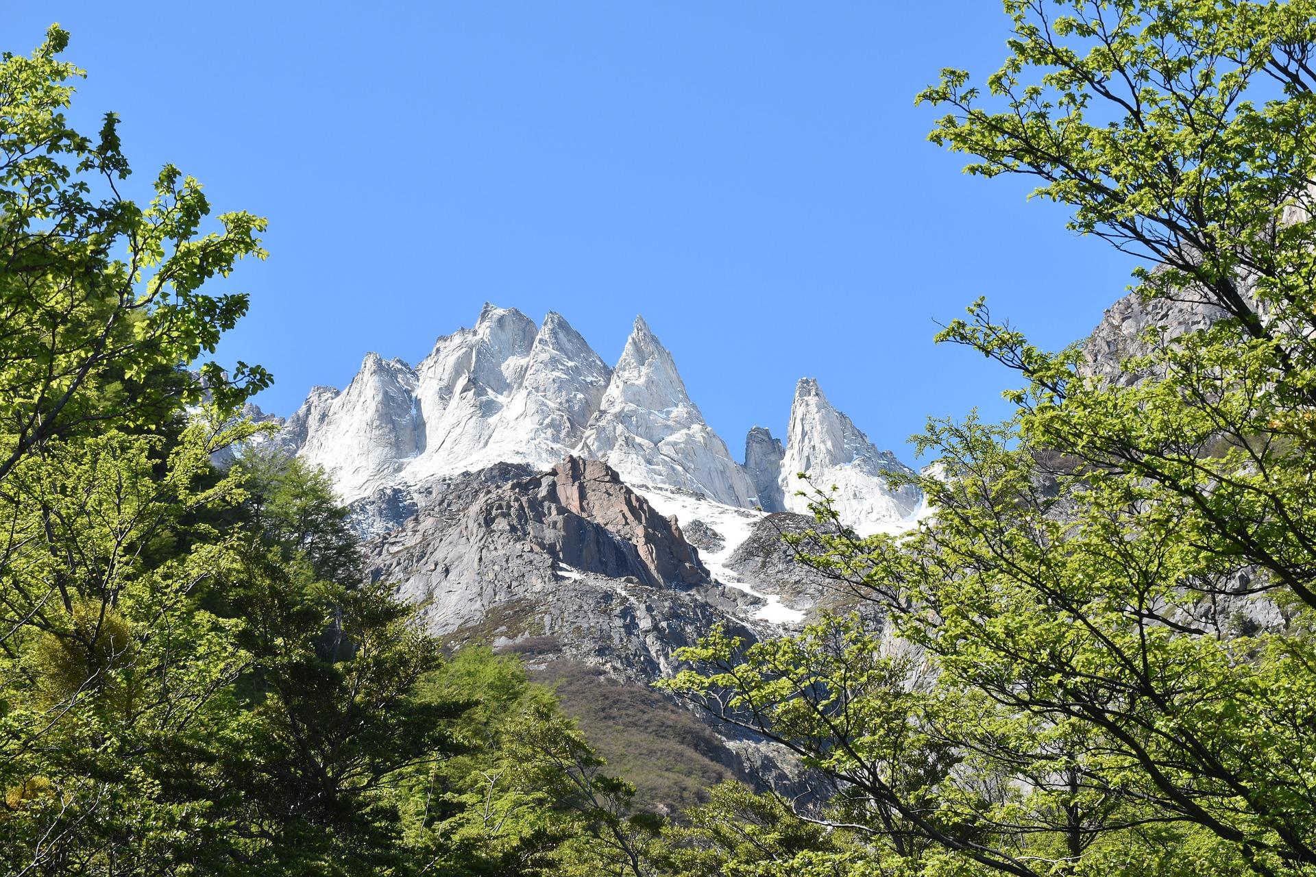 Randonnée au Chili