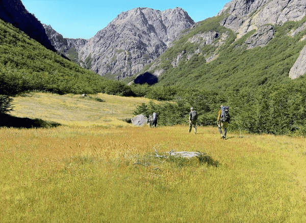 Randonnée Traversée Nahuel Huapi de 4 jours, Bariloche, Argentine