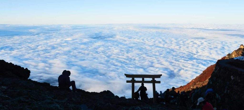 Randonnée au Mont Fuji Tokio
